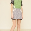 Stella McCartney sport couture navy and green tunic dress 2,390 euro in Brown Thomas Dublin