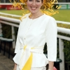 no repro feeAnne Marie O'Leary at the Dubai Duty Free Irish Derby which took place at the Curragh Racecourse on Saturday, 30th June.  The festival continues on Sunday, 1st July with the first race at 2.05pm-photo Kieran Harnett