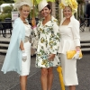 no repro feeClaire Murphy, Carol Kennelly and Mary Stapleton Foley at the Dubai Duty Free Irish Derby which took place at the Curragh Racecourse on Saturday, 30th June.  The festival continues on Sunday, 1st July with the first race at 2.05pm-photo Kieran Harnett