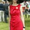 no repro feeJennifer McJuane from Chicago finalist in The Dubai Duty Free Most Stylish Lady in association with Boodles who is 6 months pregnant pictured at the Dubai Duty Free Irish Derby, which took place at The Curragh Racecourse on Saturday, 30th June 2012. Caoilinn won a luxury holiday to Dubai for two to stay in the new 5 star Jumeirah Creekside Hotel and €1,000 to spend in Dubai Duty Free, together with €5,000 voucher for Boodles.