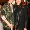 Anne Marie O'Connor &amp; Jessie Collins pictured at the Diet Coke Jean Paul Gaultier ' Night &amp; Day' collection launch at the Harvey Nichols First Floor Bar, Dundrum. Photo: Anthony Woods.