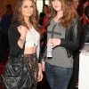 Ashlinn &amp; Ciara Cummins pictured at the Diet Coke Jean Paul Gaultier ' Night &amp; Day' collection launch at the Harvey Nichols First Floor Bar, Dundrum facebook.com/dietcoke. Photo: Anthony Woods.
