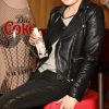 Courtney Smith  pictured at the Diet Coke Jean Paul Gaultier ' Night &amp; Day' collection launch at the Harvey Nichols First Floor Bar, Dundrum facebook.com/dietcoke. Photo: Anthony Woods.