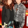 Nikki Kelly &amp; James Kavanagh pictured at the Diet Coke Jean Paul Gaultier ' Night &amp; Day' collection launch at the Harvey Nichols First Floor Bar, Dundrum facebook.com/dietcoke. Photo: Anthony Woods.