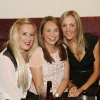 Deirdre Bolster, Ciara Raftery and Shauna McCormack 