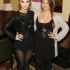 Cici Kavanagh and Amanda Man at the launch of Dublin Does Fridays