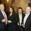 Tom Dunne and Donal O'Keeffe at the launch of Dublin Does Fridays