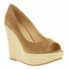 office wedge espadrilles €65