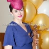 Pictured at the Fashion Innovation Awards 2012 was Aisling Ahern, Millinery Designer of the Year. Photo Martina Regan