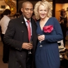 Kevin Dodang and Avril Mulcahy Rachel Armstrong