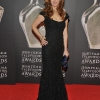 Desperate Housewives star Dana Delaney pictured on the red carpet at Iftas