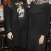 Angela Scanlan and Cathy O Connor pictured at The Kiehl's Pearl and Daisy Lowe collaboration supporting Temple Street Childrens Hospital at the Kiehl's Wicklow Street store Dublin