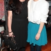 Nadine King and Sj Wai pictured at The Kiehl's Pearl and Daisy Lowe collaboration supporting Temple Street Childrens Hospital at the Kiehl's Wicklow Street store Dublin