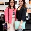 23.5.13.  Eibhin Crowley and Emma Behan pictured at LA Creative. TV3's Xpose Presenter Karen Koster at beauty emporium LA Creative for a Summer Style extravaganza where she shared some of her insider celebrity secrets, red carpet top tips to beauty junkies and fashion-istas. photo  by Richie Stokes