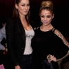 Aly Marron and Cici Cavanagh at the launch of Late Night Magic at The Sugar Club Leeson St