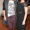 Sara Kavanagh and Cathy O Connor pictured at The Littlewoods Ireland Autumn Winter Fashion  Showcase at fallon and Byrne in Exchequer Street,DublinPicture:Brian McEvoy