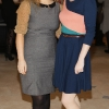 Claire McCormack and Roisin O'Dea at the launch of the Marks & Spencer Spring Summer 2012 collections-photo Kieran Harnett