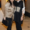 Danielle Macari and Emma Coppola at the launch of the Marks & Spencer Spring Summer 2012 collections-photo Kieran Harnett