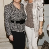 Ita Smith and Lisa Duffy at the launch of the Marks & Spencer Spring Summer 2012 collections-photo Kieran Harnett