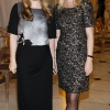 Natalie Bean and Joanna Pintal at the launch of the Marks &amp; Spencer Spring Summer 2012 collections-photo Kieran Harnett