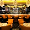 The new look marble bar at The Westbury Hotel