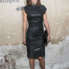 Helena Christensen, at the Maison Martin Margiela fpr H&M launch party in NYC