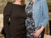 Cathy O Connor & Triona McCarthy Pictured at the inaugural Mount Juliet Spring Salon Fashion Event, in association with IMAGE Magazine and Harvey Nichols