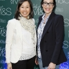 lorraine-dwyer-and-ellie-balfe-at-the-marks-spencer-irish-food-market