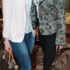 Louise Clarke and Tara De Voss at the opening of Neola Boutique at Dundrum Town Centre Dublin Pic Brian McEvoy