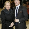 Jane McDonnell and James Gibbons at the launch of the PAUL COSTELLOE LADIESWEAR CAPSULE COLLECTION EXCLUSIVELY FOR ARNOTTS
