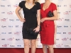 No fee for repro. Pictured here are Claire Byrne and Fiona McKeown who attended the People of the Year awards 2010 ceremony, sponsored by Quinn-Healthcare, organised by Rehab and held in the CityWest Hotel, Dublin on September 11th. Pic. CPR