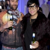 Dave Uda &amp; Giulliana Del Campo at the Peroni Moda Awards held in Powerscourt Townhouse Centre Dublin. Photo: Anthony Woods