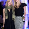 Niamh Bradley &amp; Liv Morgan at the Peroni Moda Awards held in Powerscourt Townhouse Centre Dublin. Photo: Anthony Woods