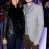 Trish Fallon &amp; Paul Davey at the Peroni Moda Awards held in Powerscourt Townhouse Centre Dublin. Photo: Anthony Woods