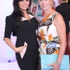 Audrey McGrath &amp; Sonja Mohlich pictured at the launch of the Peroni Pop Up Boutique on Castle Market Street Dublin. Photo: Anthony Woods