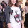 Courtney Smith pictured at the launch of the Peroni Pop Up Boutique on Castle Market Street Dublin. Photo: Anthony Woods
