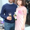 David Wall &amp; Aisling Farinella pictured at the launch of the Peroni Pop Up Boutique on Castle Market Street Dublin. Photo: Anthony Woods