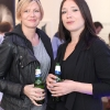 Joanna Barry &amp; Michelle Martin pictured at the launch of the Peroni Pop Up Boutique on Castle Market Street Dublin. Photo: Anthony Woods