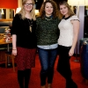 Ciara Norton, Rosemary Mc Cabe, Claire Flynn at Pitch Perfect screening