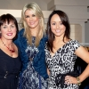 Jackie Collins, Lisa Fitzpatrick and Lisa Collins @ Red Earth launch
