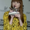 Dr Who's Karen Gillan named Fashion Icon 