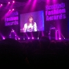 Alexa Chung, the awards presenter