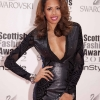 Jade Ewen from the Sugababes at the Scottish Fashion Awards