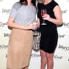 KATE CANAVAN AND KATE MCCARTHY  AT  THE LAUNCH OF THE WEST COAST COOLER LIMITED EDITION COLLECTION BY SIMONE ROCHA AT CITY HALL DUBLIN  PIC BRIAN MCEVOY