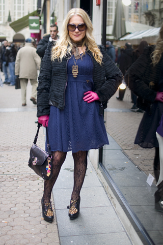 Branka, street style Zagreb