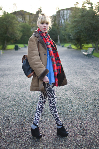 Sarah, Dublin street style
