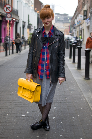 Wendy, Dublin street style