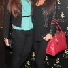 Paulina Mestreske and Niamh Gaffney pictured at the opening of  Wilde Bar Club and Venue in Wicklow Street ,DublinPic Brian McEvoy