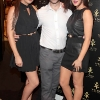 Saranna Curran,Kevin King and Melissa Cowap pictured at the opening of  Wilde Bar Club and Venue in Wicklow Street ,DublinPic Brian McEvoy