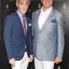 Conal Kennedy and John Pickering pictured at the opening of  Wilde Bar Club and Venue in Wicklow Street ,DublinPic Brian McEvoy